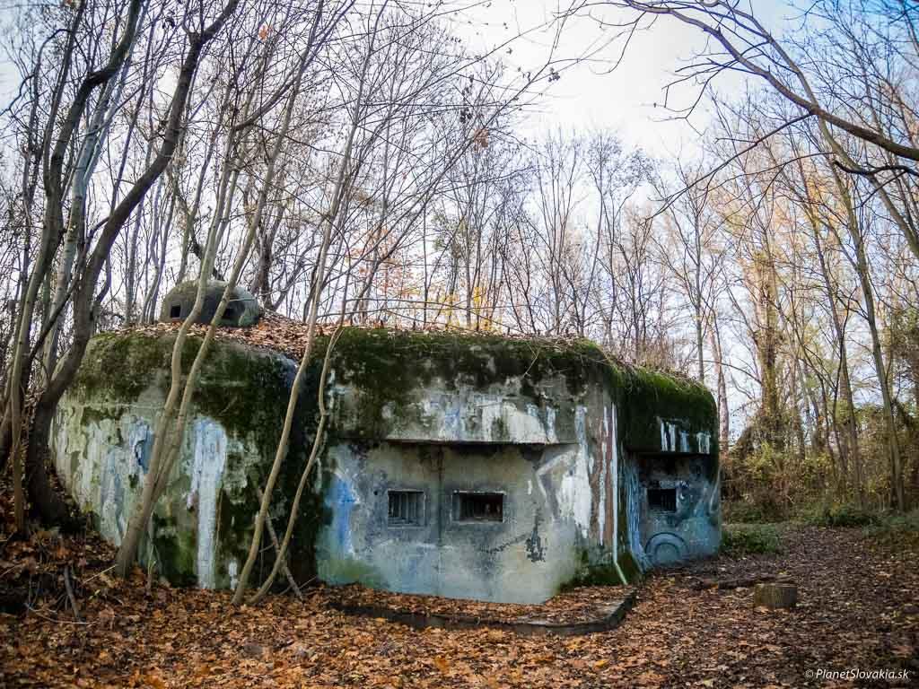 Bunker B-S-1 Šterkovište