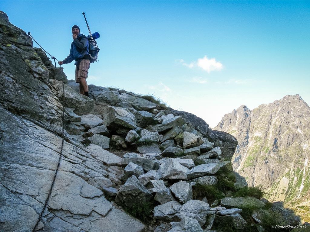 Rysy Turisticka Klasika Vo Vysokych Tatrach Planetslovakia Sk